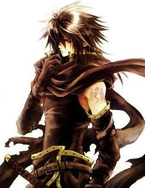 Anime Warrior by chaotixwolf