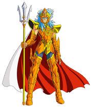 God - Poseidon