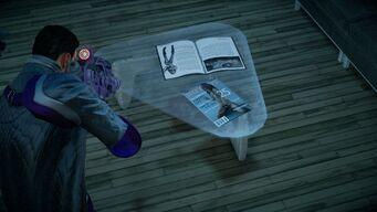 Image As Designed - Boytoy magazines on desk in Saints Row IV