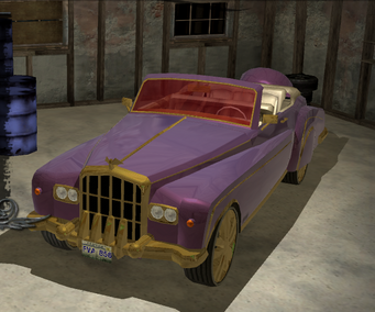 Gang Customization in Saints Row 2 - Baron