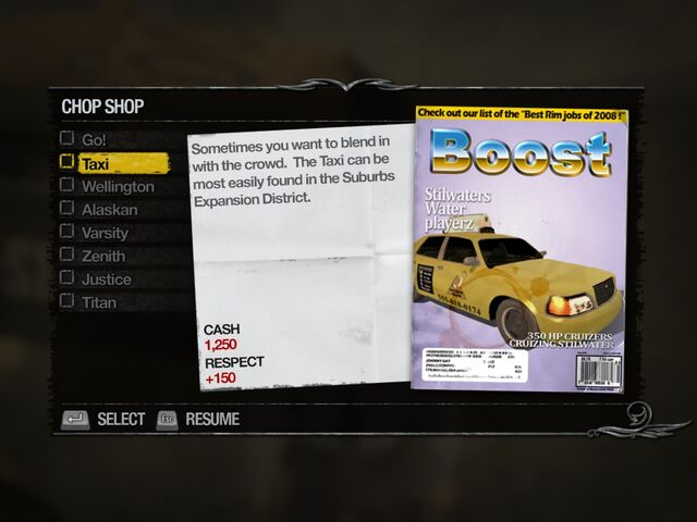 File:Taxi - Downtown Chop Shop list in Saints Row 2.jpg