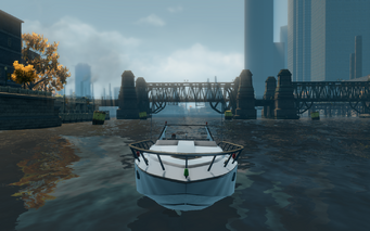 Miami - front in Saints Row The Third