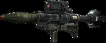 Annihilator RPG - Level 4 model
