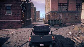 Criminal - rear in Saints Row IV