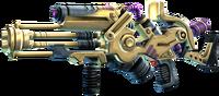 SRIV Rifles - Alien Rifle - Dominator - Gold-Plated