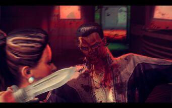 Zombie Gat in Saints Row IV