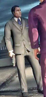 William Sharp lookalike Saints Row IV