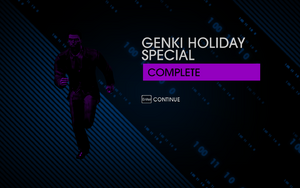 Genki Holiday Special complete