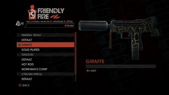 Weapon - SMGs - Rapid-Fire SMG - Magna 10mm - Giraffe