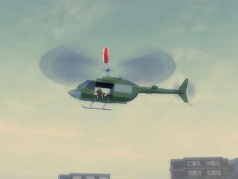 Oppressor - SS07 variant flown by Sons of Samedi