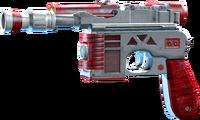 SRIV Pistols - Quickshot Pistol - Renegade Pistol - Rogue Red