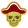 Saints Row 2 multiplayer badge - arrr