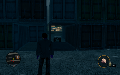Saints Row The Third airport Toad location
