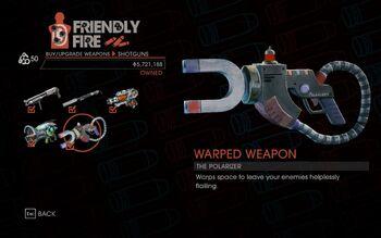Warped Weapon Main