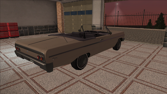 Saints Row variants - Compton - Standard - rear right