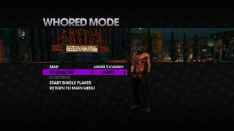 Whored Mode single player - Angel's Casino - Gimpy