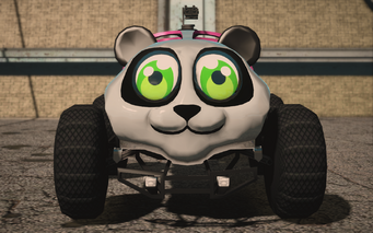 Saints Row IV variants - Sad Panda Average - front