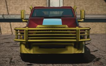Saints Row IV variants - Compensator BH - front