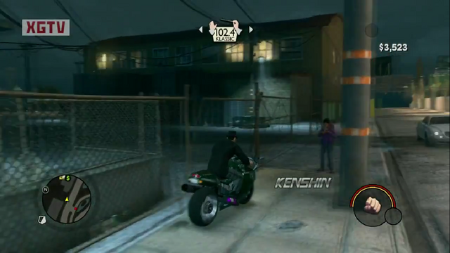 File:Kenshin with logo in a trailer for Saints Row The Third.png
