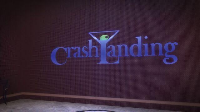 File:Crash Landing - sign.jpg