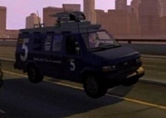 Anchor - News 5 variant in Saints Row