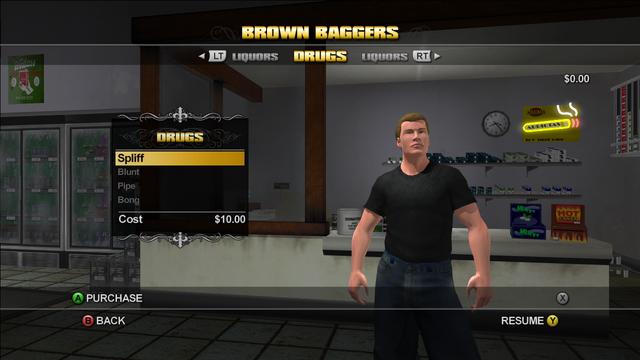 File:Brown Baggers Drugs menu in Saints Row.png
