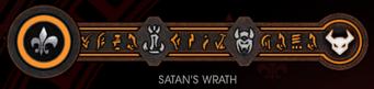 Satan's Wrath meter