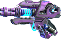 SRIV Shotguns - Thumpgun - Thumpgun - Saints Purple