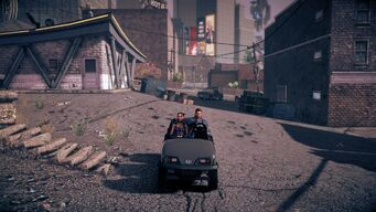Knoxville - front in Saints Row IV