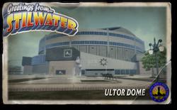 Postcard hood ultor dome