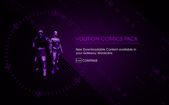 File:Saints Row IV DLC Unlock - Volition Comics Pack.png