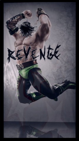File:Angel's Gym Revenge poster with Killbane as wrestler.png