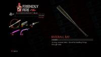 Weapon - Melee - Baseball Bat - Main