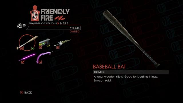File:Weapon - Melee - Baseball Bat - Main.png