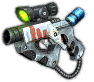 SRIV weapon icon laser smg
