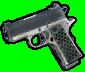 SRIV weapon icon pistol police
