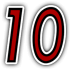 File:Saints Row 2 clothing logo - No10 number.png