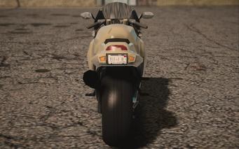 Saints Row IV variants - Kenshin Average - rear