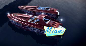 Miami - Brotherhood variants - rear left in Saints Row 2