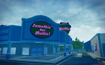 Misty Lane in Saints Row 2 - Somethin' for Muffin