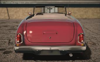 Saints Row IV variants - Gunslinger Red - rear