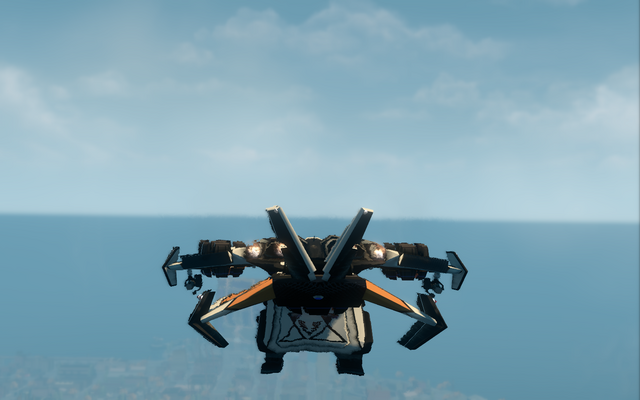 File:Condor - hover mode - rear in Saints Row The Third.png