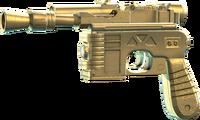 SRIV Pistols - Quickshot Pistol - Renegade Pistol - Gold-Plated