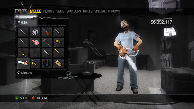 File:Chainsaw in the Weapons Cache.png