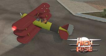 High Rise - Triplane variant