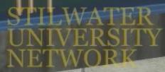 File:Stilwater University Network on-screen logo.png