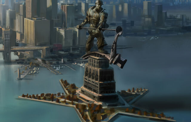 File:Magarac Island Joe Steel statue.jpg
