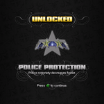 Saints Row unlockable - Abilities - Police Protection
