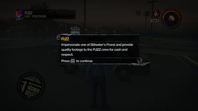 FUZZ tutorial in Saints Row 2