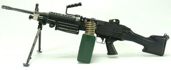 AR200 SAW - M249 in real life